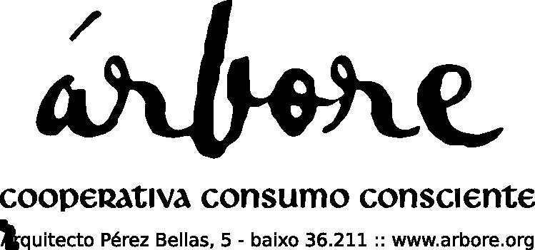 Logo Árbore